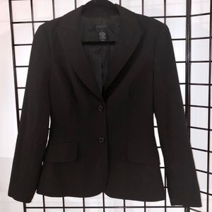 The Limited Stretch Collection Black Blazer. EUC.